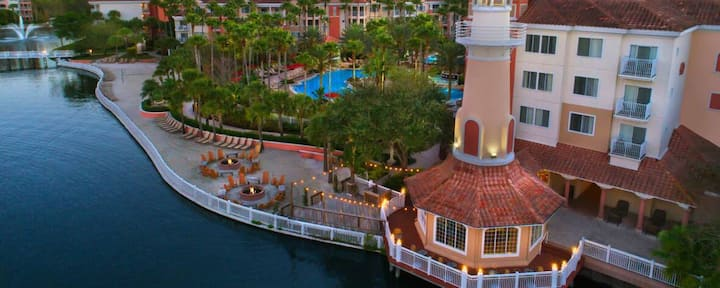 Marriott family resort in Orlando @ a great price