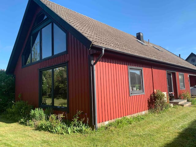 Villa 180 m2, 4 bedrooms, close to sea, Mörbylånga