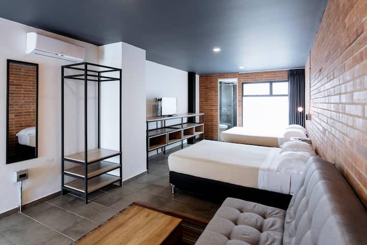 Exclusive loft Lleras park (B202)