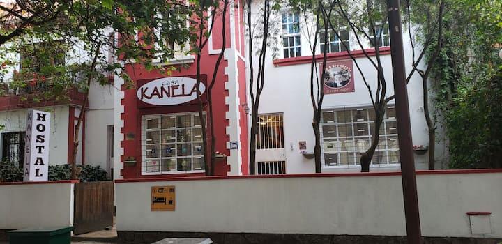 Casa kanela!! Con todo los protocolos de seguridad