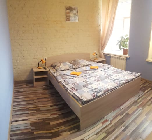 Комната для пары в самом центре Петербурга