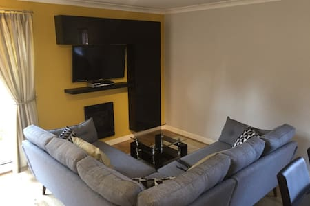 Modern Double room, close to Belfast City Centre - Belfast - Appartement