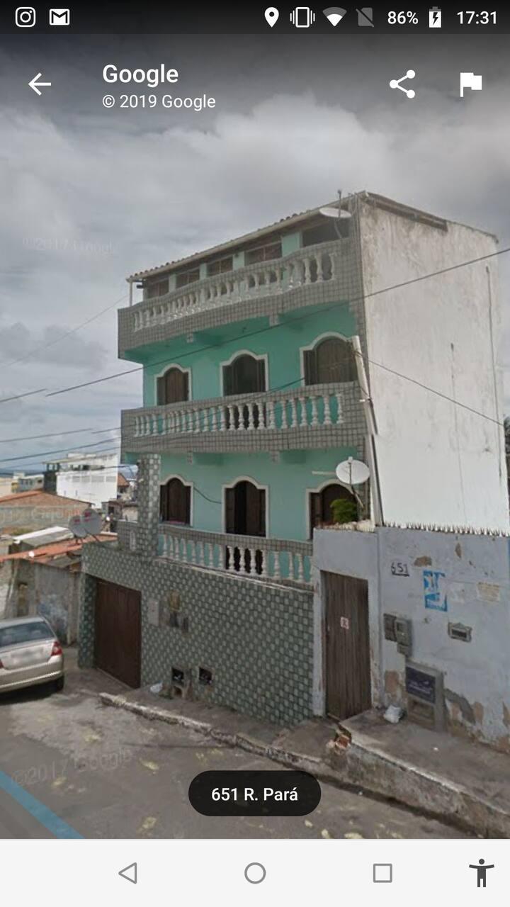 Casa na Pituba para o Carnaval...
