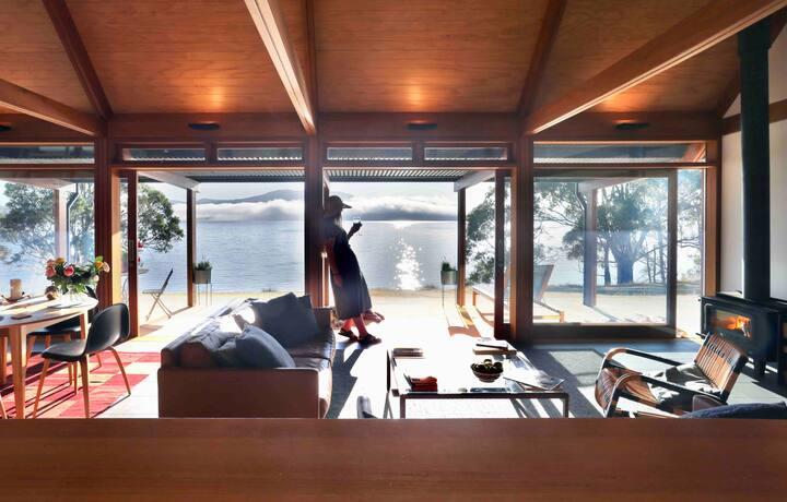 COAST HOUSE Tasmania Cygnet