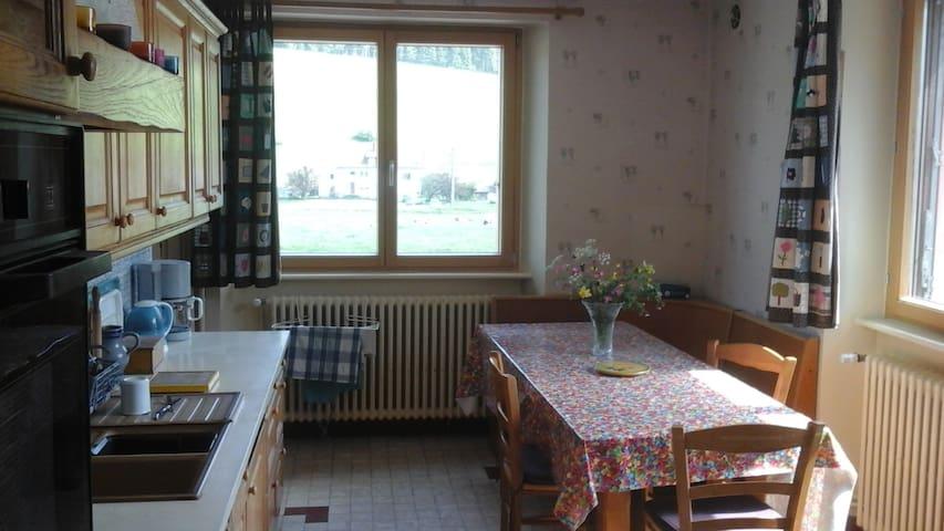 Appartement meublé 5 à 7 personnes