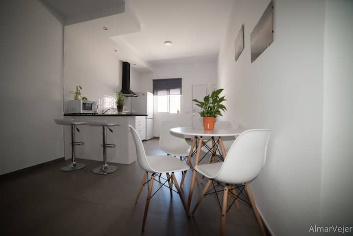 Apartamento AlmarVejer. Check-in  autónomo