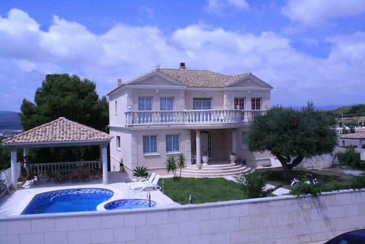 Villa Capricho - Bellvei - Haus