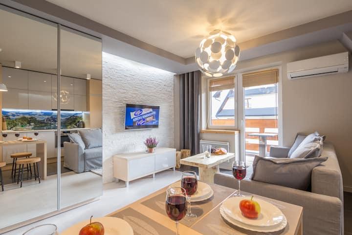 Apartament Górskie Szlaki Zakopane