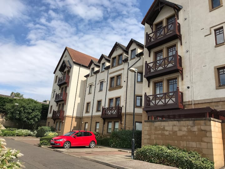 Spacious Gullane apartment