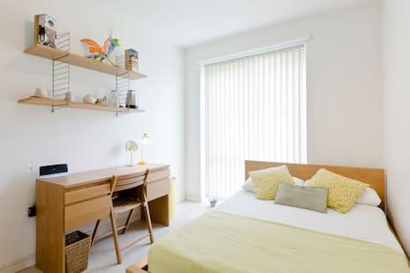 Bedroom Own Bath + Free Kew Gardens - Londres - Departamento