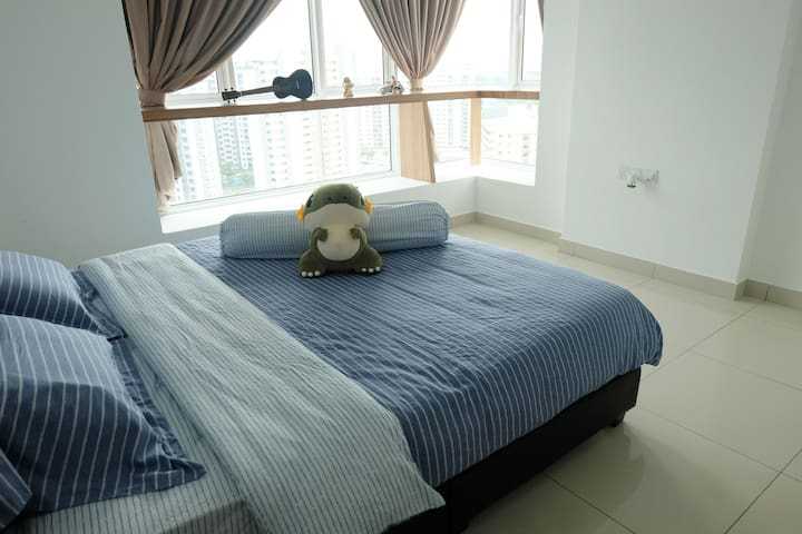 Near George town+Infinite Swimming Pool+comfort