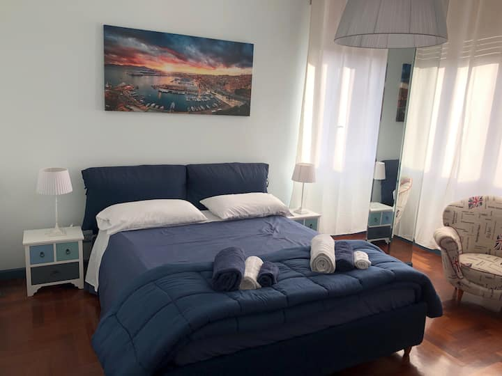 Villa Nepi apartments Blu