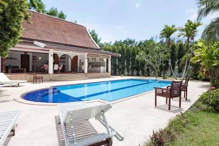 Villa Suwani ✨ Tranquil location and Huge Garden