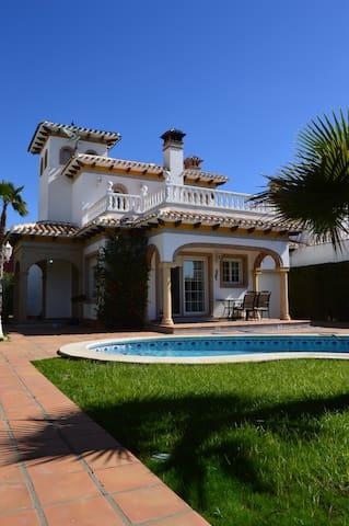 Luxury detached Villa by the Sea - Playa Flamenca - Orihuela - Villa