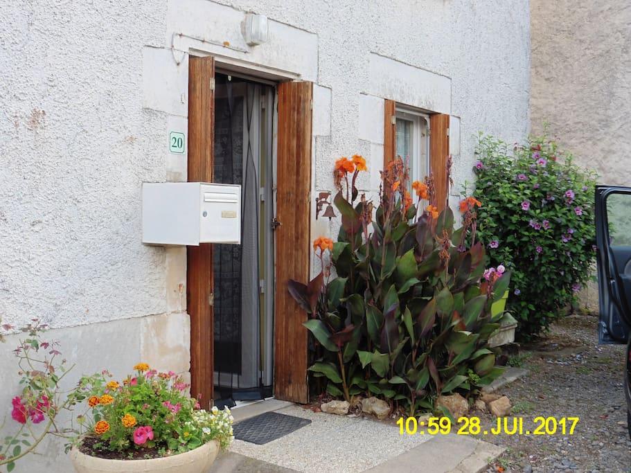 Maison de campagne ancienne de 1835