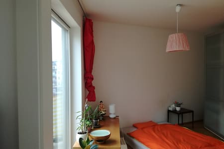 sunny room with terrace - Vienne