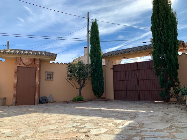 Hus med 3 soverom i Aldehuela de la Bóveda med innredet terrasse og Wi-Fi