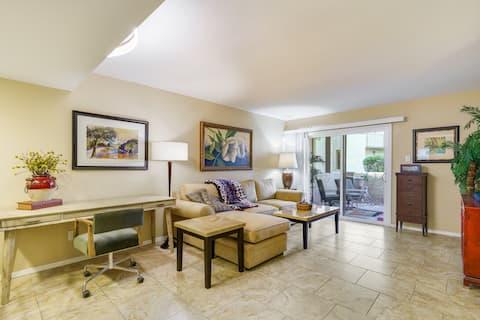 Cozy Scottsdale Condo Perfectly Located