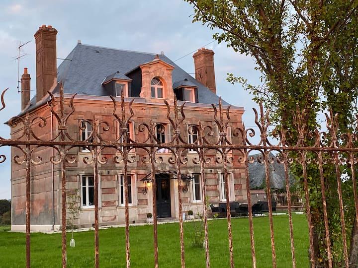 Manoir Les Capucins : Beaumont en Auge/Deauville