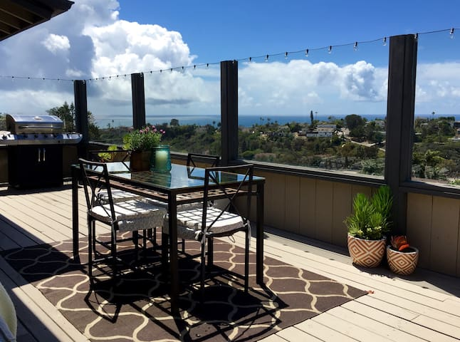 Bright & Beautiful Ocean View - Encinitas - Ev