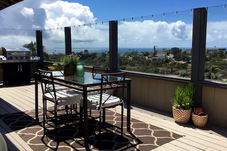 Bright & Beautiful Ocean View - Haus