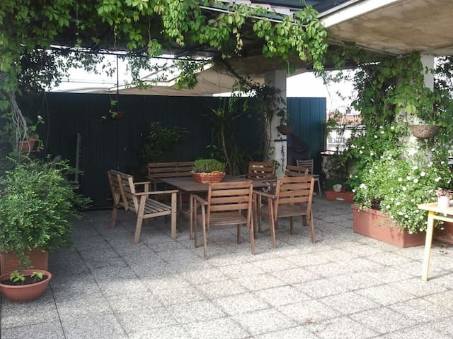 Camera doppia  Sud Milano - San Giuliano Milanese - Apartemen