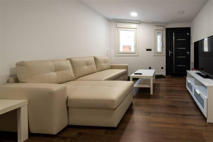 Apartamento 1 dormitorio Playa del Silgar.