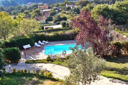 Comfortable house with pool - Pontevedra
