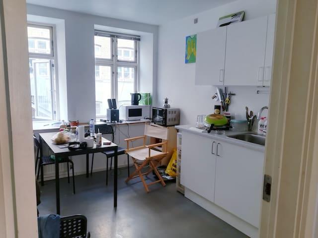 Superb room in the center of Copenhaguen