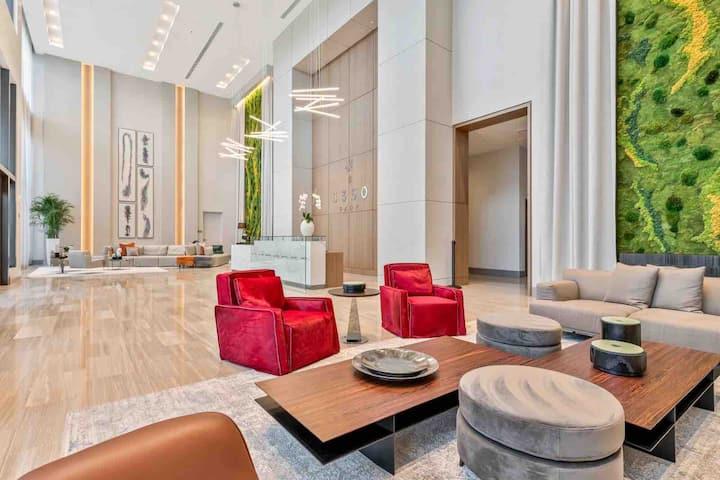 Miami Urban style,charming Studio w/pool