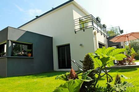 maison 12 pers proche mer finistere crozon - Landévennec - Dům