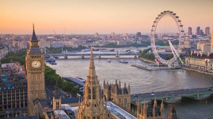 Visit London waterloo area