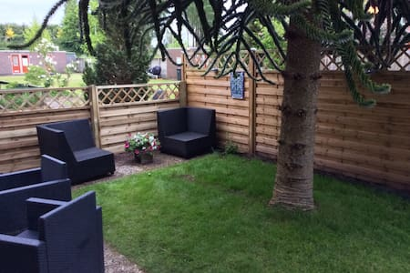 Feel like home, cozy apartment  with a garden - Amsterdam-Zuidoost - Leilighet