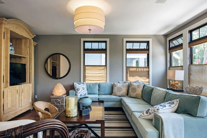 Chic, Spacious Home Just Steps From Venice Beach