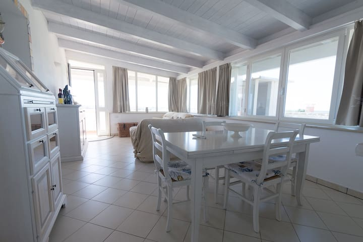 Attico Lux - Vista Mare - Torre Lapillo - Appartement