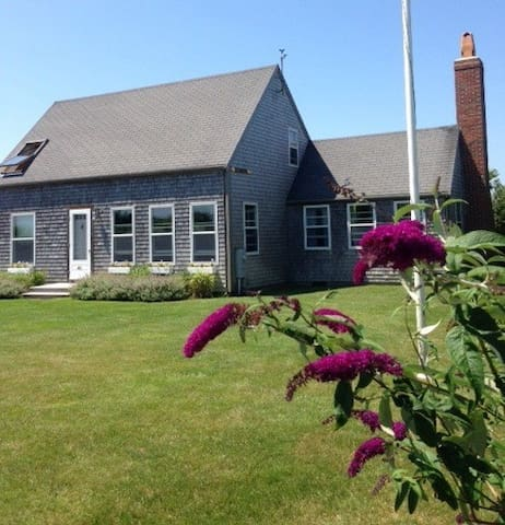LowSalt Cottage in Siasconset on Nantucket Island