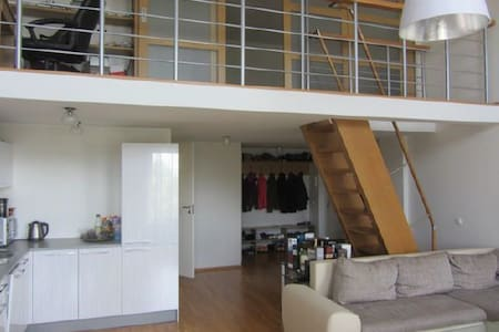 2-floor new apartment in centre - Tallinn - Leilighet