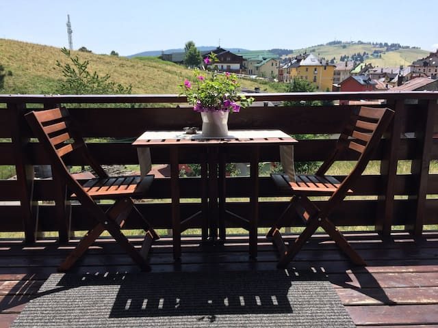 Una terrazza su Gallio