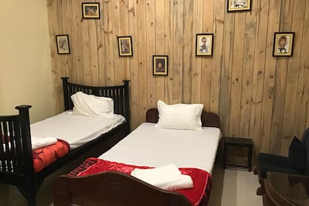 PRANIK 4  COSY STAY 5 MINUTES FROM RAILWAY STATION