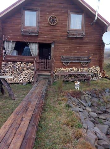 Дом-музей народностей Лемки.
