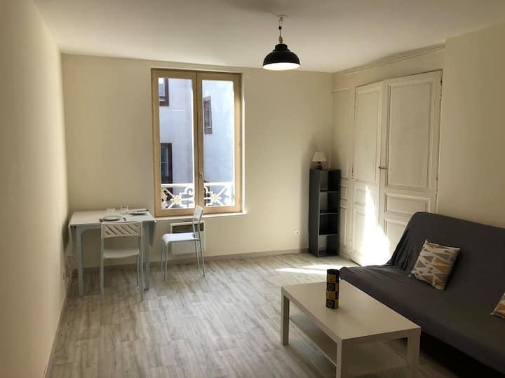 Charmant appartement 2 pièces en hyper centre