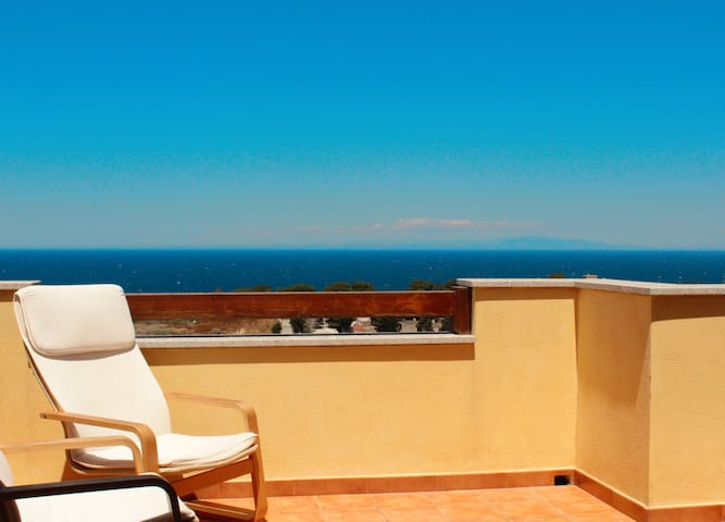 Apartment with terrace and seaview in Castelsardo