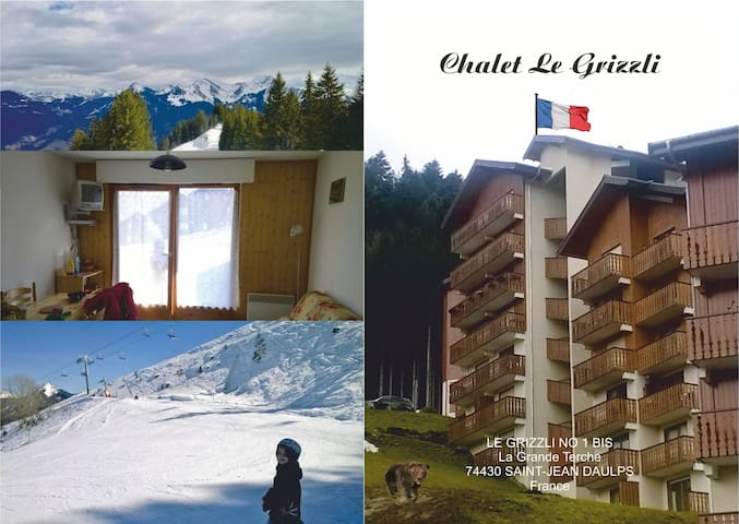 Chalet Le Grizzli (Summer Full Month Specials)