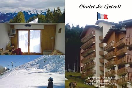 Chalet Le Grizzli - Saint-Jean-d'Aulps