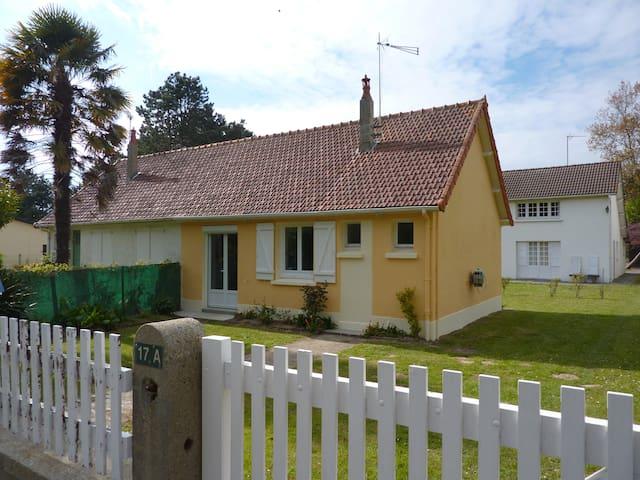 La petite maison de la plage