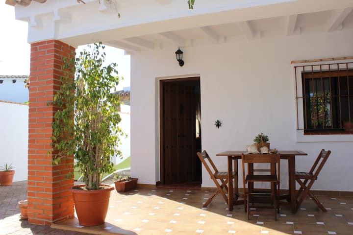 Casa Trujillo, situada en Conil de la Frontera