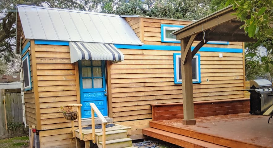 Lovely Tiny House in Iconic Riverland Terrace