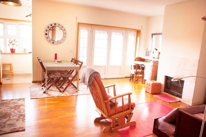 Quiet Miramar Apartment - Vila Nova de Gaia - Departamento