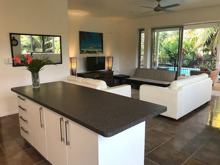 Rarotonga Cook Islands Family Home