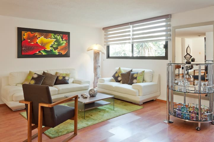 NEW!Beautiful apartment totally furnished near WTC - Ciudad de México